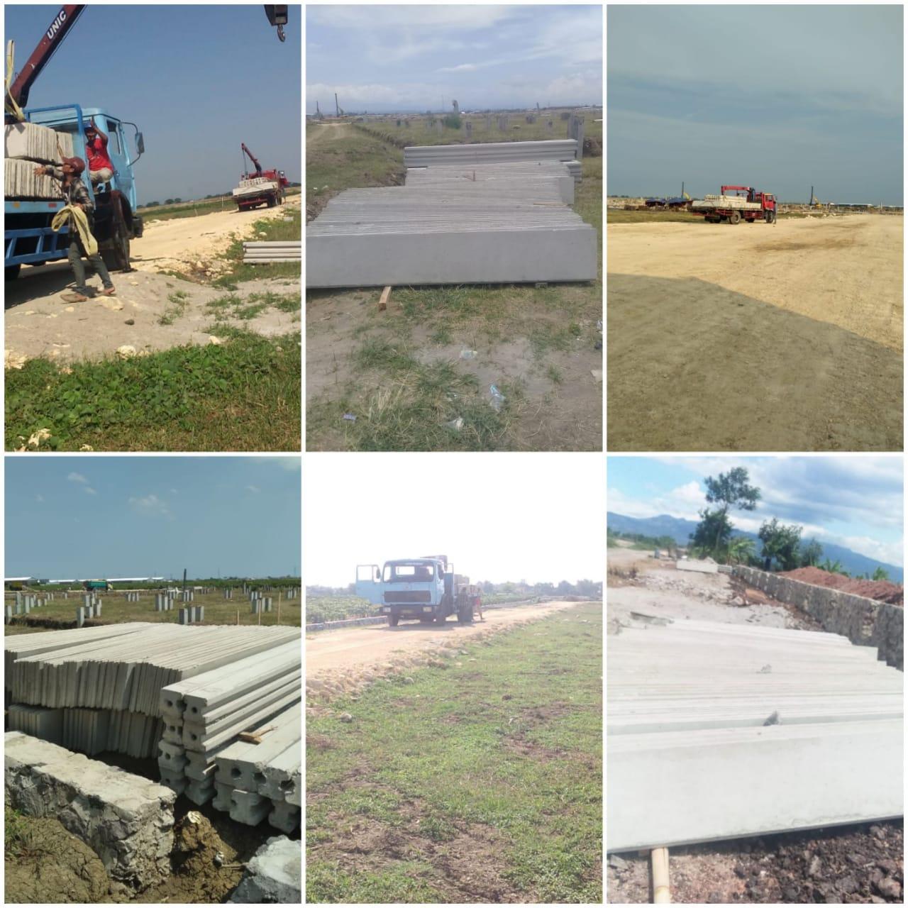Proyek PT LONGRIC CIREBON (ADIDAS)