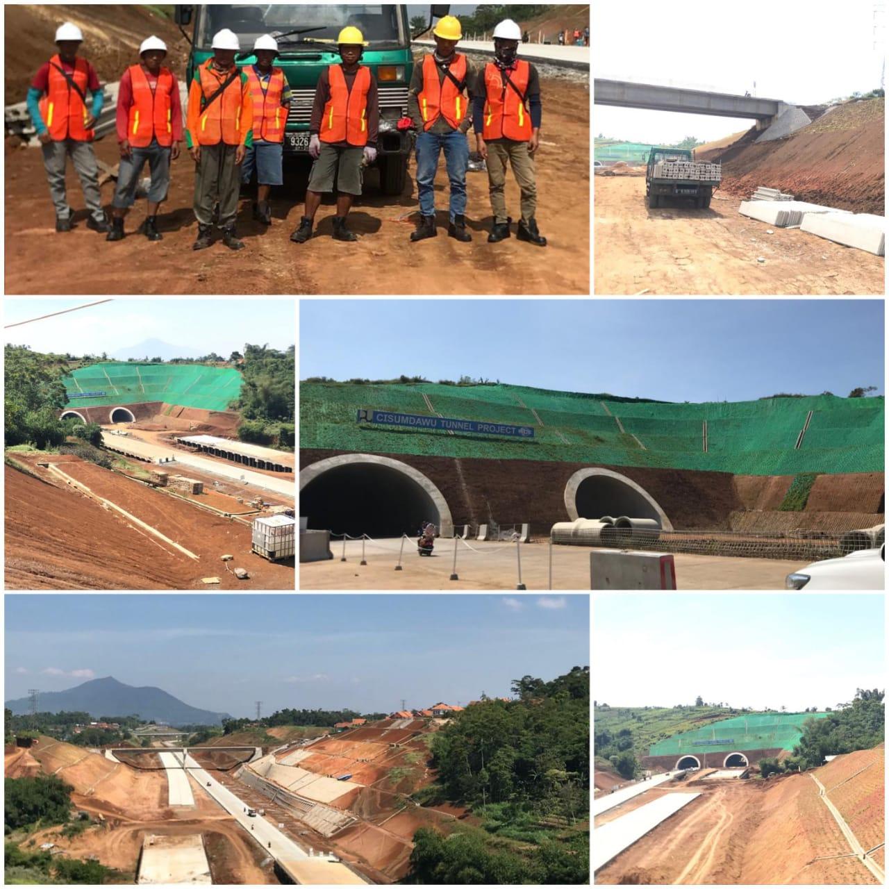 Proyek TOL CISUMDAWU (MCC TUNNEL)